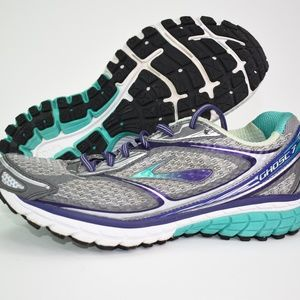 Brooks Womens Size 7 Running Shoes Ghost 7